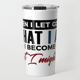 Realize Your Potential Travel Mug