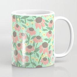 Echinacea and Coreopsis Coffee Mug