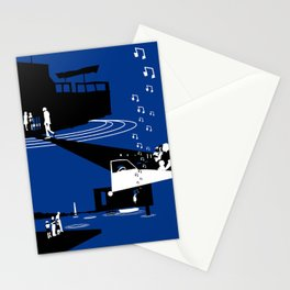 Houseboat Stationery Cards