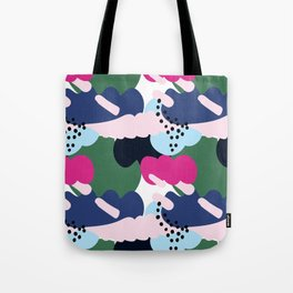 Up In The Clouds - Pinks Tote Bag