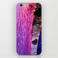Winter Sunrise iPhone & iPod Skin