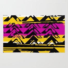 Colour composition 1 Rug