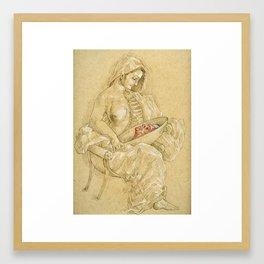 Laconia Framed Art Print