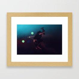 Jacoby Shaddix of Papa Roach 2015 Framed Art Print