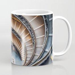 Vatican Museums Staircases Coffee Mug