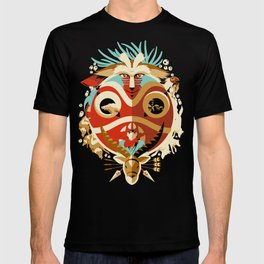 The Days of Gods and Demons T-shirt