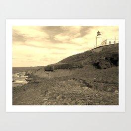 Arecibo Lighthouse Art Print