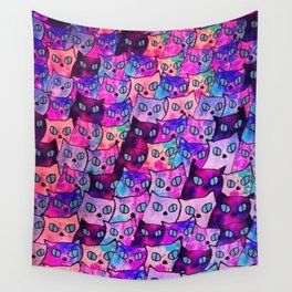 cats new color popularity-199 Wall Tapestry