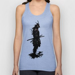 Armored Samurai Unisex Tank Top