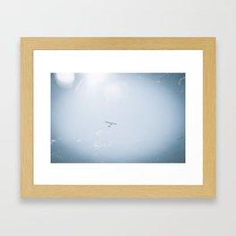 FlyAway Framed Art Print