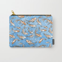 Don't Be Koi Carry-All Pouch