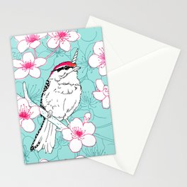 Uni-Chicka-Pecker Stationery Cards