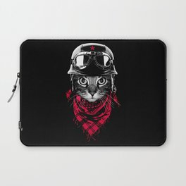 Adventurer Cat Laptop Sleeve