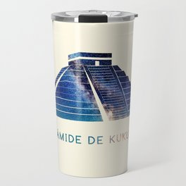 Kukulcán Travel Mug