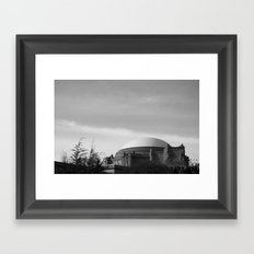 You'll Never Know for Sure Framed Art Print