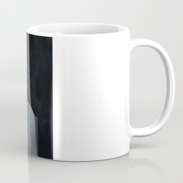 Portrait of Ikuko's Ghost Coffee Mug