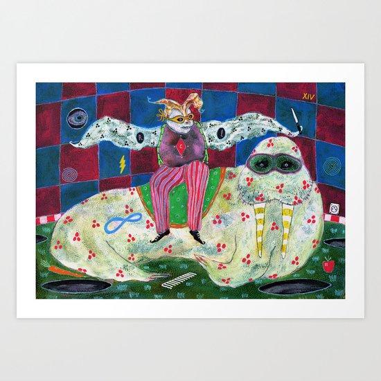 Special Room XIV Art Print