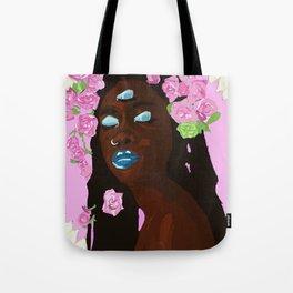 world (lilac) Tote Bag