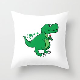 "Love wine and dinosaur at the same time? No need to choose! Grab this ""Winosaur"" tee now! Throw Pillow"