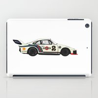 martini iPad Cases featuring Martini Racing by MRKLL