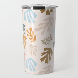 Seaweeds and sand Travel Mug