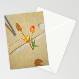 A Tulip Grows Stationery Cards