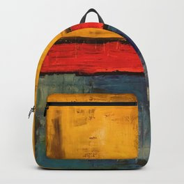 Primary Rothko Backpack