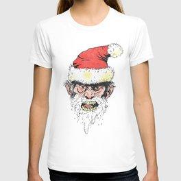 Rabies Santa T-shirt