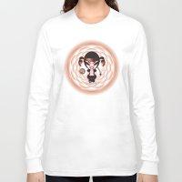 scorpio Long Sleeve T-shirts featuring Scorpio by HanYong