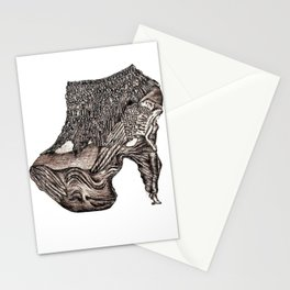 Tribute to McQueen Stationery Cards