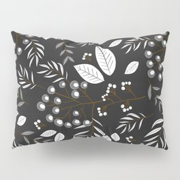 Leaves Pattern #2 Pillow Sham