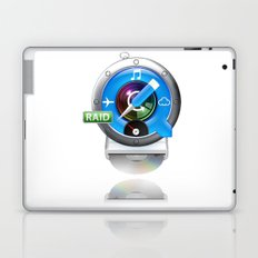 Super-Mac Laptop & iPad Skin