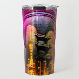 China Art Pearl Tower Travel Mug