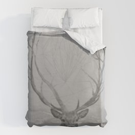 The Deer Duvet Cover