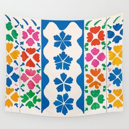 Henri Matisse- Large Decoration with Masks Wall Tapestry