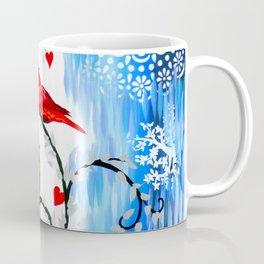 Winter With You Coffee Mug