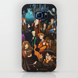 Harry - HP Characters iPhone Case