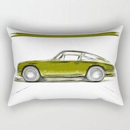 Porsche 911 / IV Rectangular Pillow