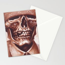 skate and destroyed Stationery Cards