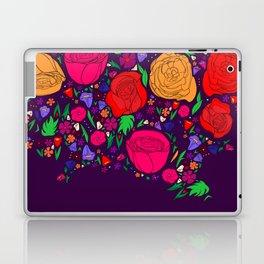 Mexican Flowers Laptop & iPad Skin