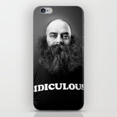 Ridiculous iPhone & iPod Skin