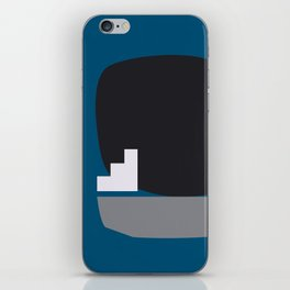 Shape study #4 - Stackable Collection iPhone Skin