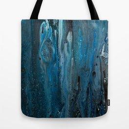Midnight Storm Macro1 Tote Bag