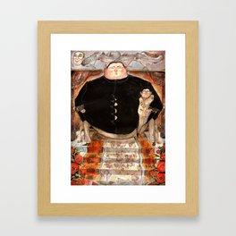 DPRK- The Opera Framed Art Print