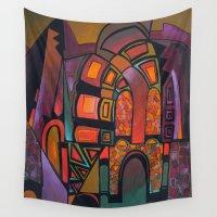 glitter Wall Tapestries featuring GLITTER by Deyana Deco