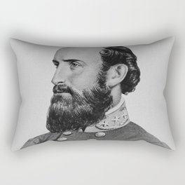 Stonewall Jackson Rectangular Pillow