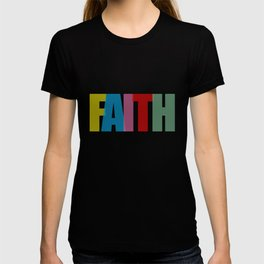 Faith (Color) T-shirt