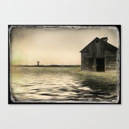 Vintage Flood Canvas Print