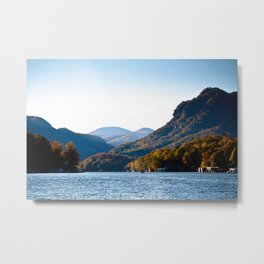 Lake Lure Metal Print