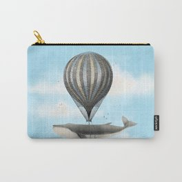 Believe In All Of Your Dreams Carry-All Pouch